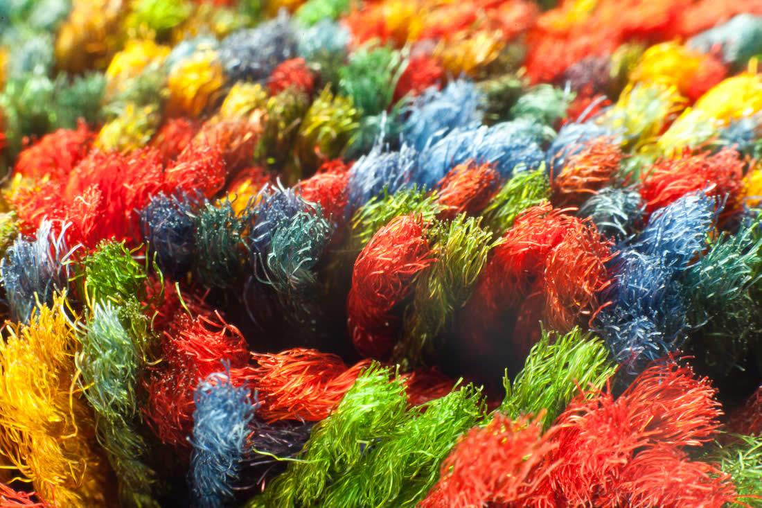 Fiber Dye in Mass